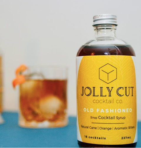 Jolly Cut Cocktail