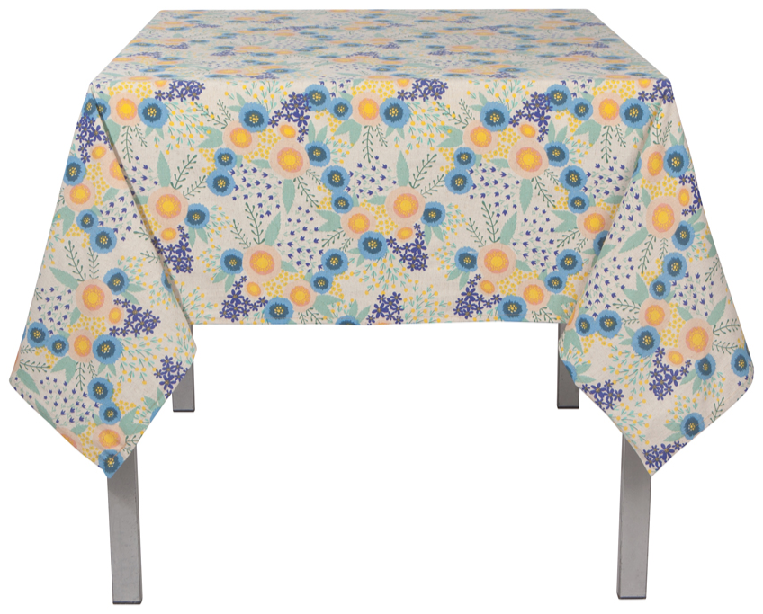 Rosa Table Cloth 90""