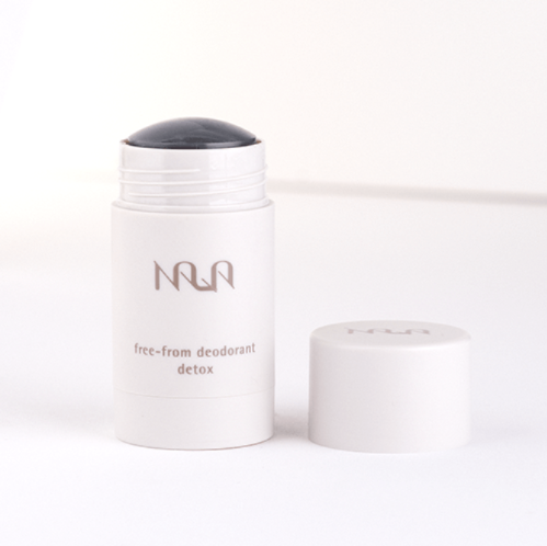 Nala - Free From Deodorant + Detox - peppermint & charcoal