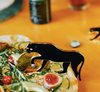 Savanna Panther Pizza Cutter