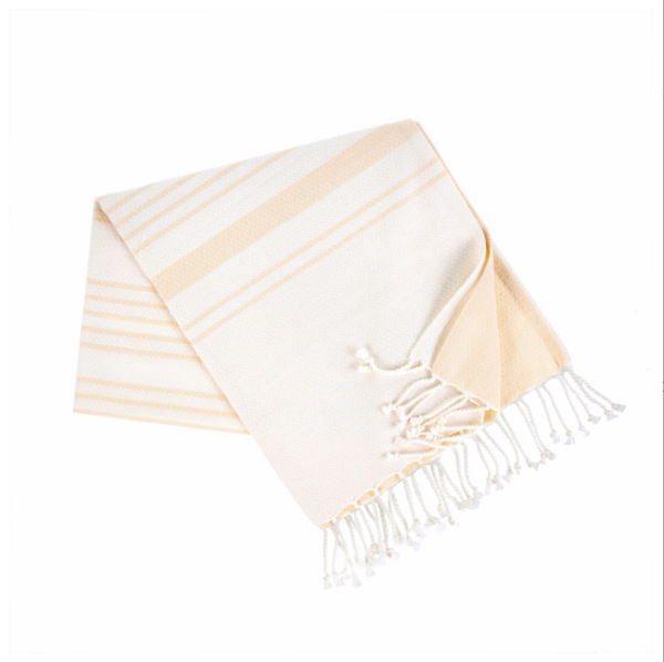 Turkish Bath Towel, Natural