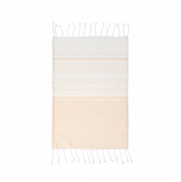 Turkish Hand Towel Natural
