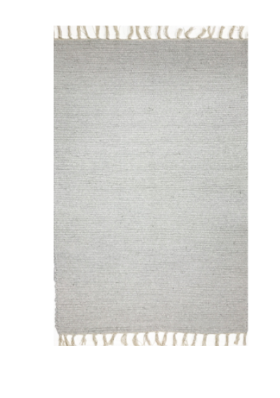 Cotton Chindi Handloomed Rug. 3' x 5'