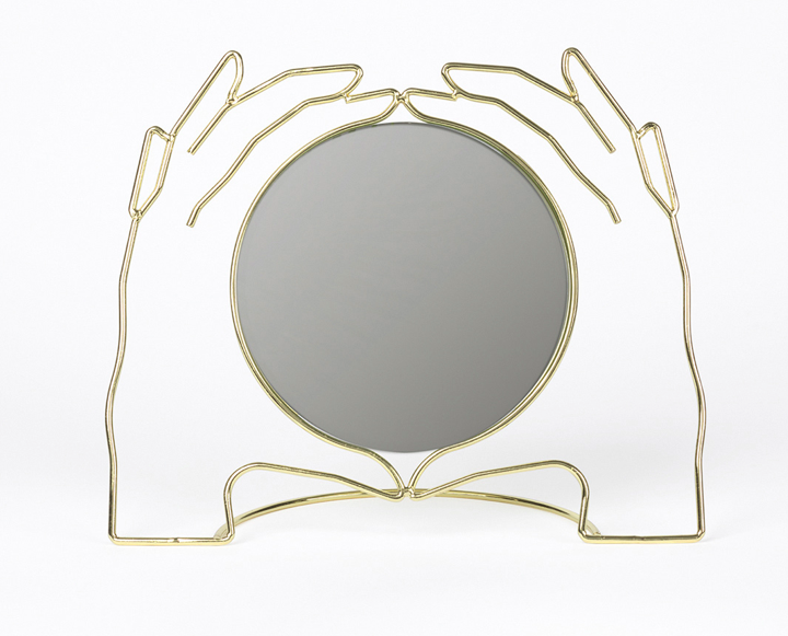 Xéria Table Mirror