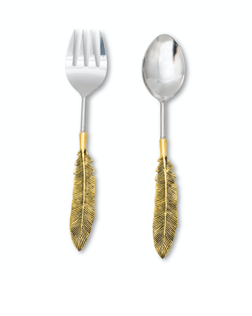 Gold Feather Servers