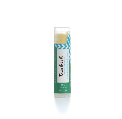 Duckish Mint Lip Balm