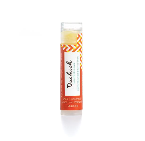 Duckish Unscented Lip Balm