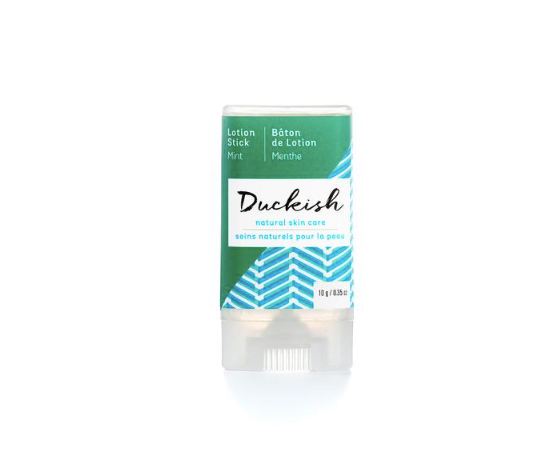 Duckish Mint Mini Lotion Stick