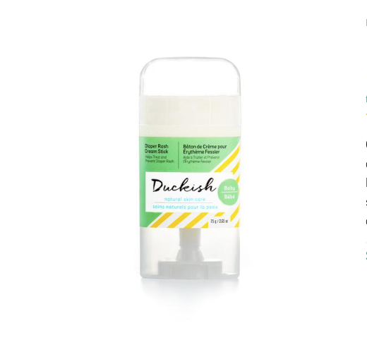 Diaper Rash Cream Stick 2.5 oz