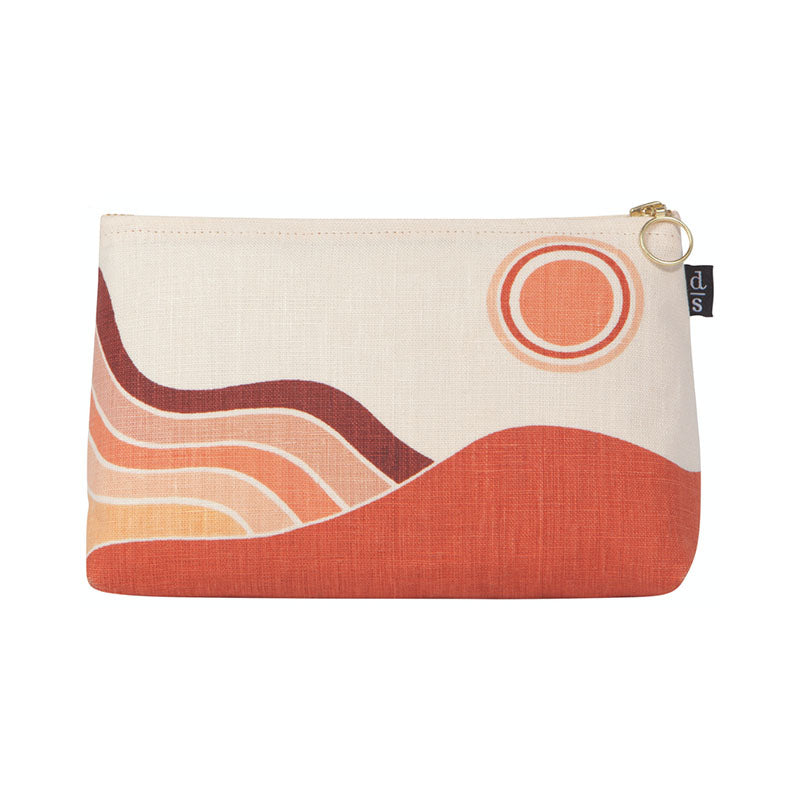 Solstice Small Cosmetic Bag
