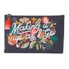 Superbloom Small Cosmetic Bag