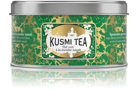 Spearmint Green Kusmi Tea - 125g