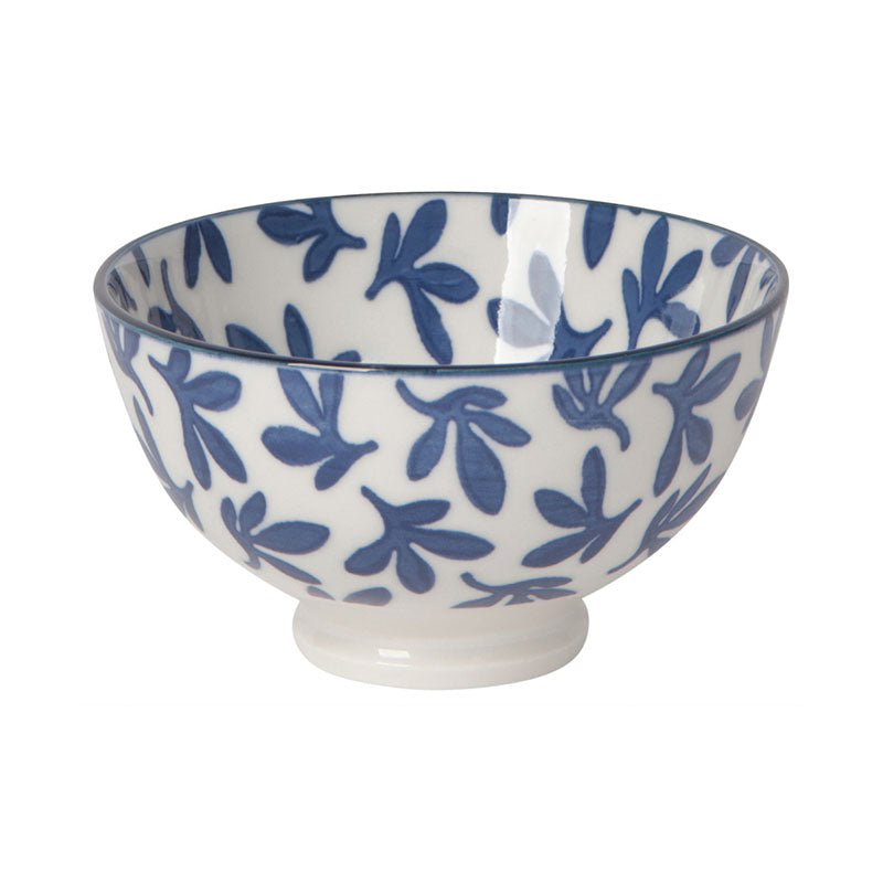 Blue Floral Bowl 4 inch