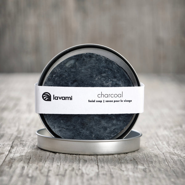 Lavami - Charcoal Face Soap