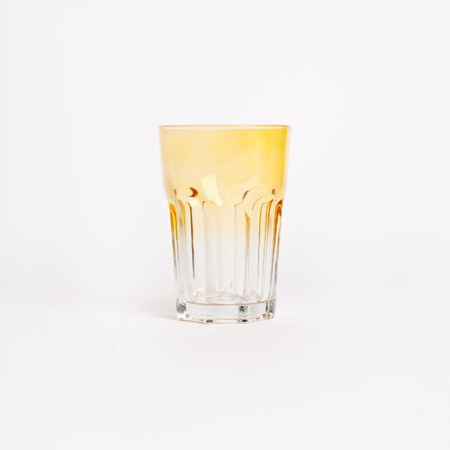 Ombre Tumbler Yellow