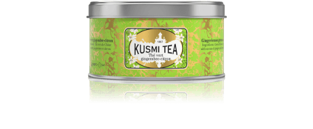 Lemon Ginger Green Kusmi Tea Mini - 25g
