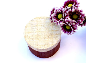 Decorative Wooden Box: 'Saba'