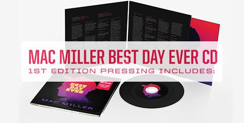 Mac Miller Best Day Ever LP