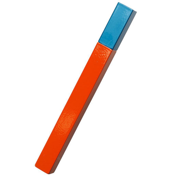 Tsubota Pearl Orange / Turquoise Queue Glossy Lighter