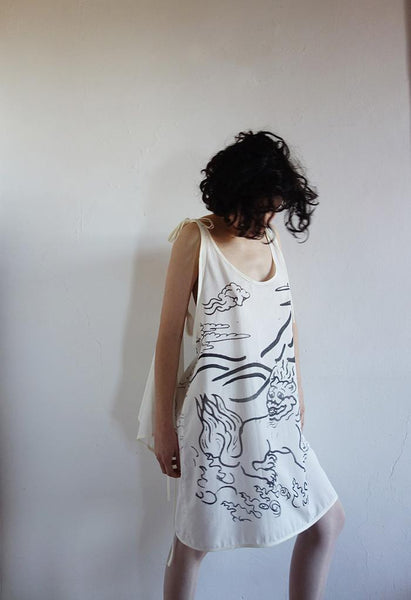 Dragon Dress / Accidente Con Flores