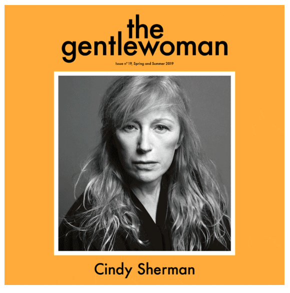 The Gentlewoman Issue 19 SS19 Cindy Sherman