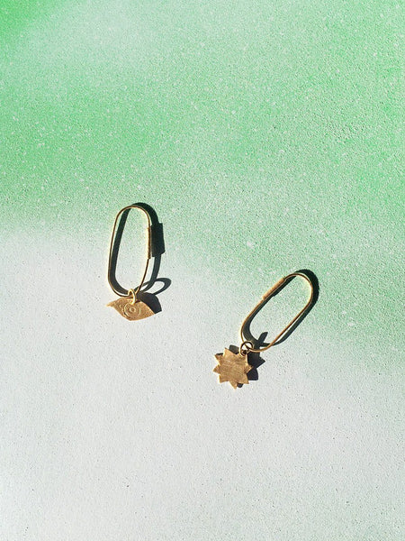 Apres Ski Eclipse Earrings
