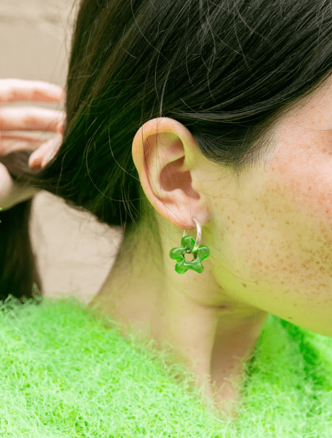 Brooke Callahan Daisy Earrings