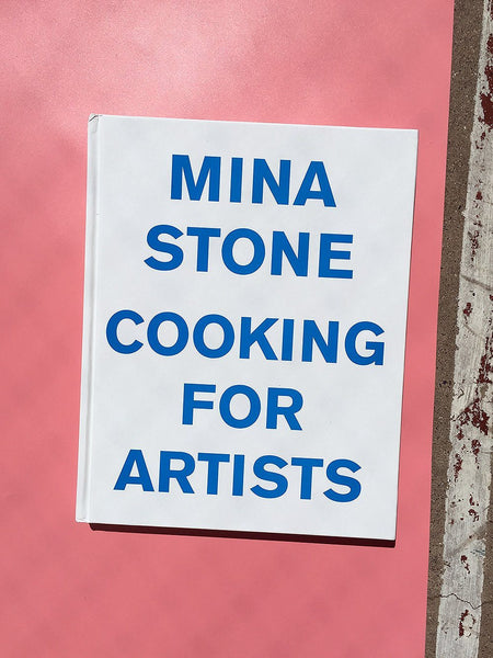 Mina Stone Cooking For Artists