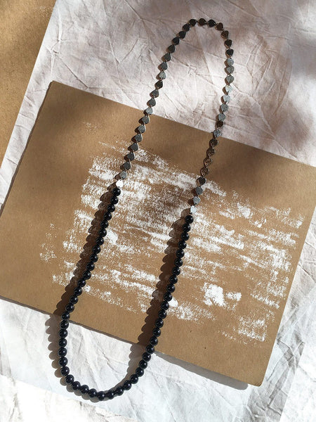 Duo Necklace / This Woman's Work