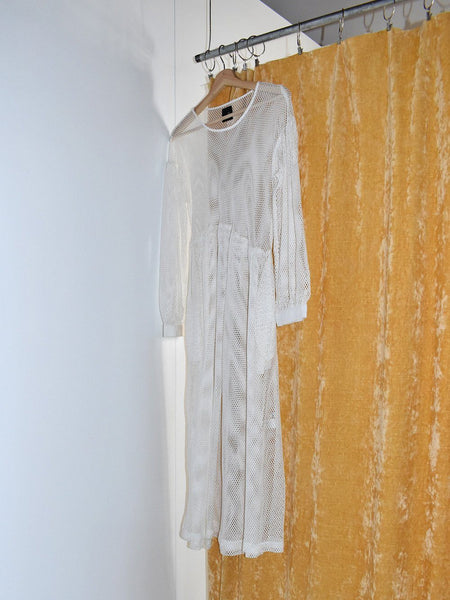 Et Tigre Jayme Dress White Netting