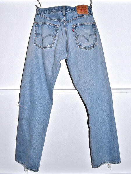 Reworked Vintage Levi's 501 NOONS