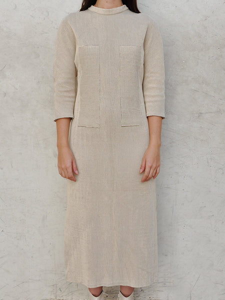 This Woman's Work Rib Knit Dres from Nashua Collection