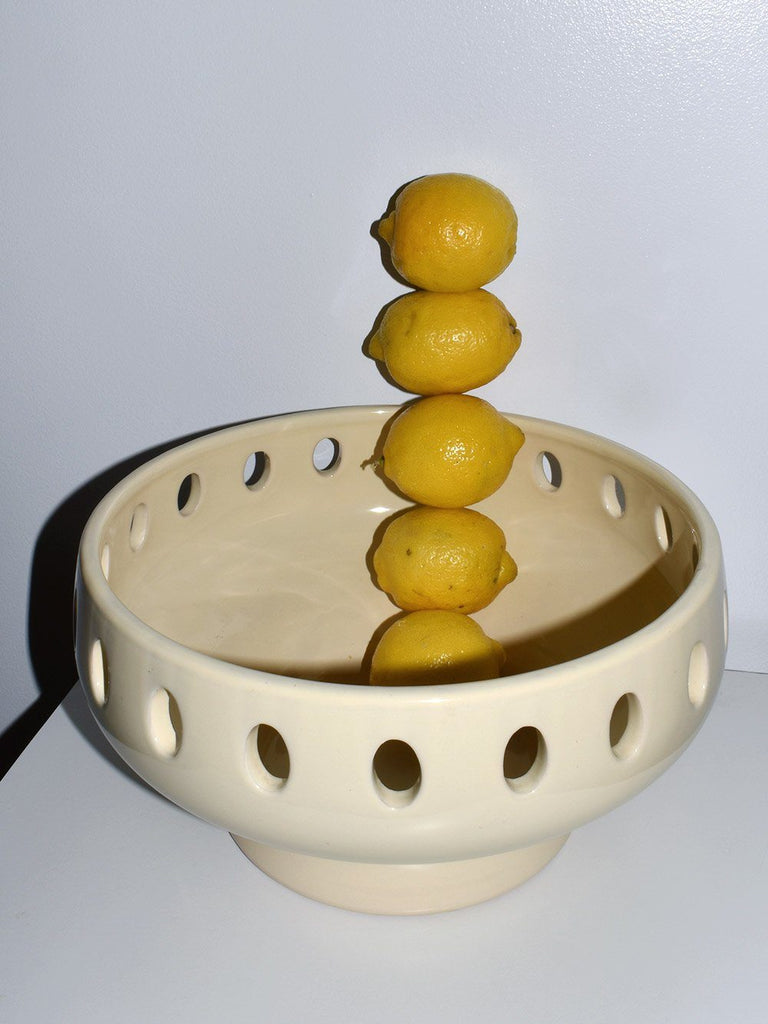 Vintage Cutout Bowl / Midnights