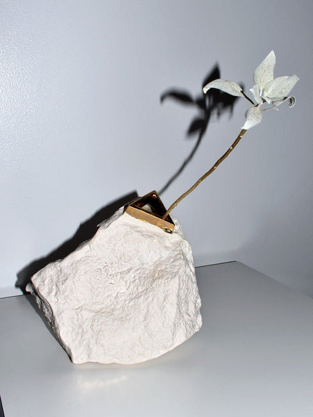 Rock Vase / Wyatt Little