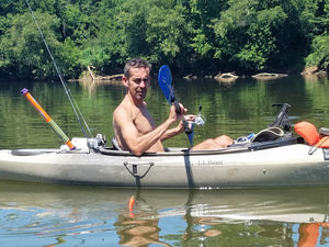 Fishing Tips for Paddlers
