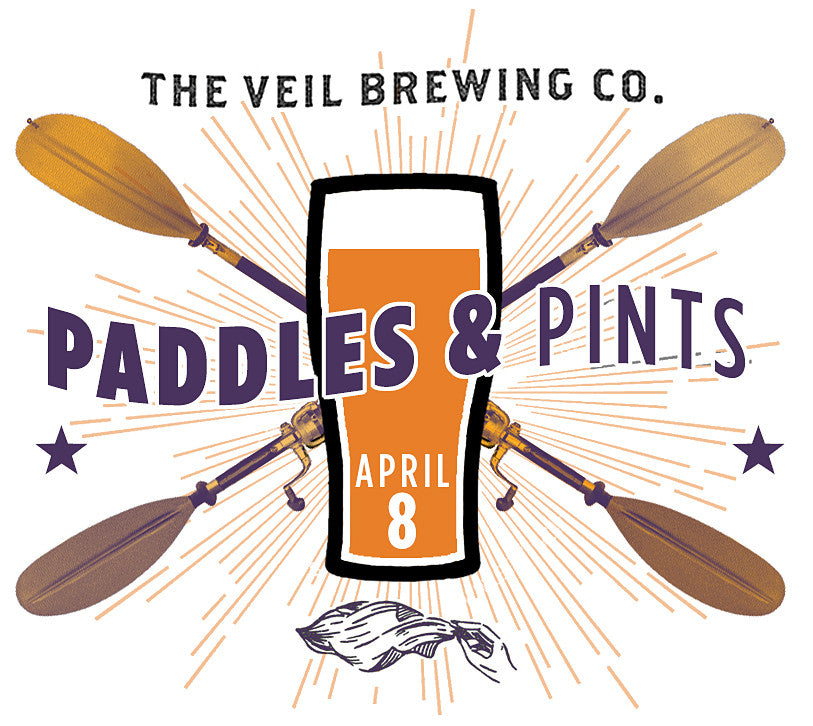 Come check out the Fishing Paddle at Paddles & Pints in Richmond, VA  4/8