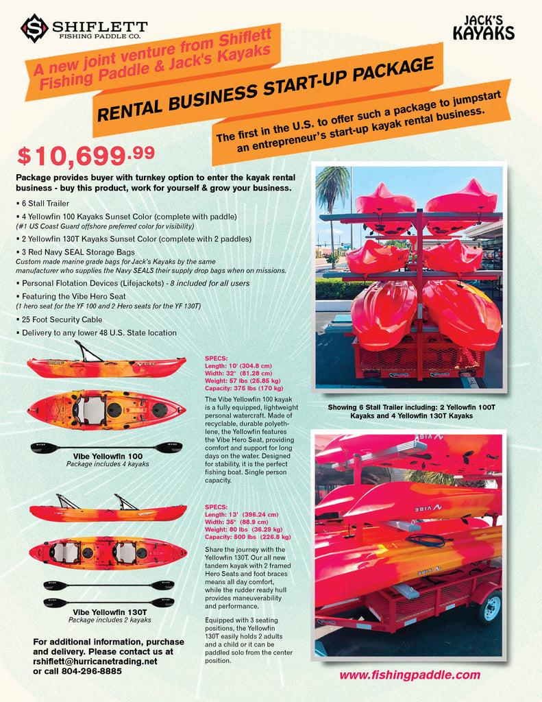 Rental Business Start-Up Package