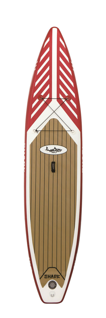 Great White Shark Traveller Paddle Board