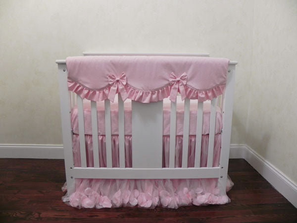 Girl Mini Crib Bedding Just Baby Designs
