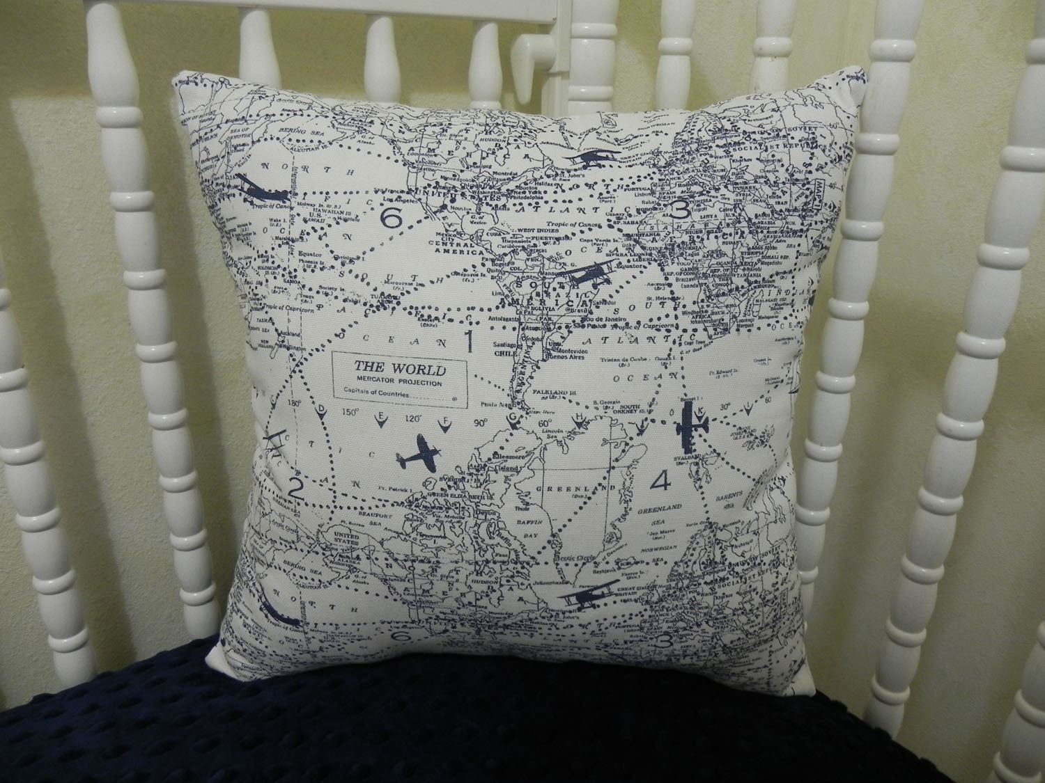 Navy and White Airplane Bedding Set Hayes- Boy Baby Bedding, Air Traffic Map Bedding on map sheet, map home decor, map drawing, map market garden, map paper, map quilt, map furniture, map gallery wall, map blanket, map games, map travel, map office decor, map wallpaper, map room ideas, map pillow, map dishes, map crib set, map baby nursery, map shower curtain, map themed bedroom,