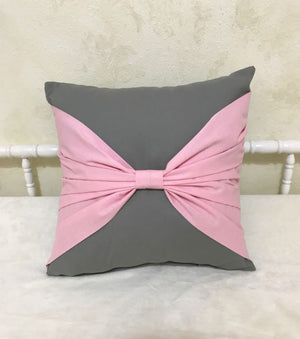 Pink and Gray Girl Kid Bedding
