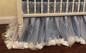 Cinderella Crib Bedding, Fairy Tale Nursery Bedding, Princess Baby Bedding