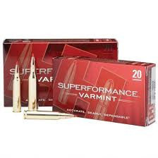 Hornady 223REM, V-Max, 53GR Superformance