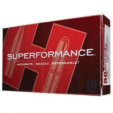 Hornady 25-06REM, SST, 117GR Superformance