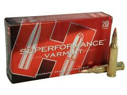 Hornady 243WIN, V-Max, 58GR Superformance