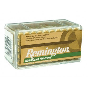 Remington 22WMR, JHP, 40GR