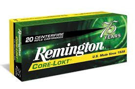Remington 243WIN, PSP, 100GR Standard
