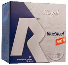 "RIO 20GA 3"" #4 Royal Bluesteel MGN"