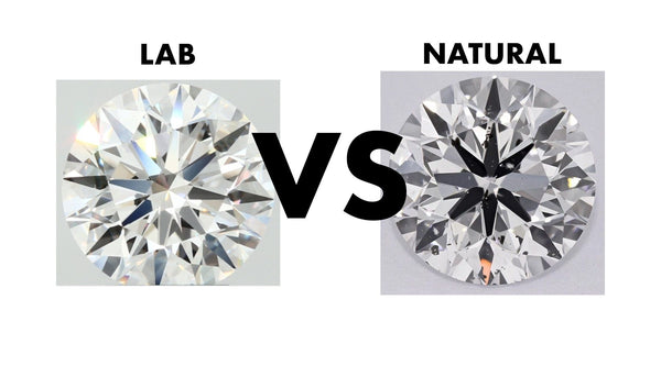Advantages of lab diamonds vs natural diamonds.