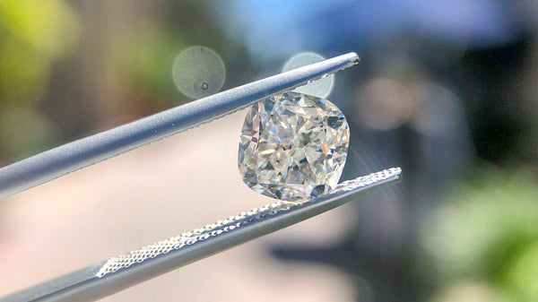 The Different Types of Cushion Cut Diamonds